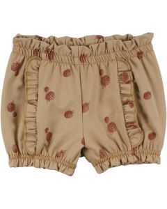 BERRY bloomers with print