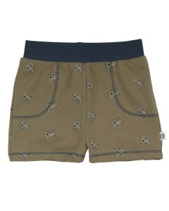 TRACTOR shorts with print -BABY