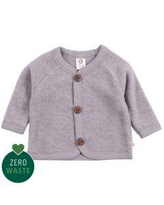 WOOLLY Jacket in merinowool fleece