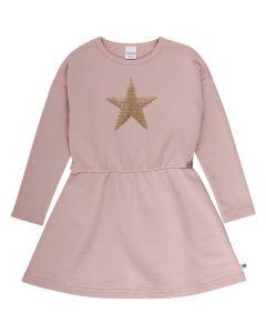 Star sweat dress