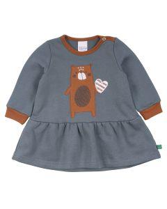 BEAR sweat dress -BABY