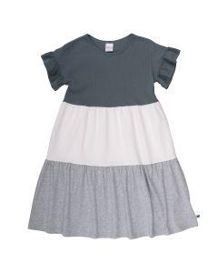ALFA rib layer dress