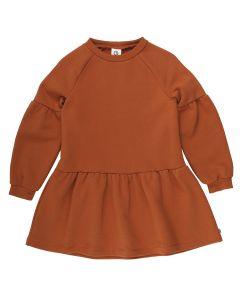 SWEAT bell sleeve dress