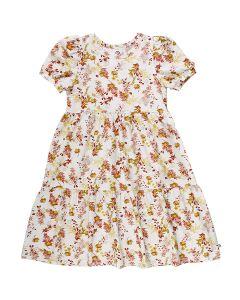 CALENDULA dress with print