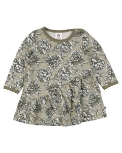 BOOM dress with flowers  -BABY