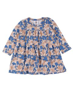 LILY dress with flowers -BABY