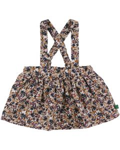 BLOSSOM skirt with suspenders