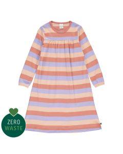 Night gown / nightwear with stripes