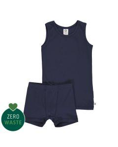 Underwear-set with boxers -BOY