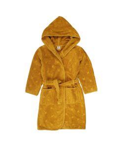 Bathrobe with hood size  116 - 140