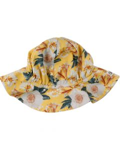 BLOOM summer hat with wide shade