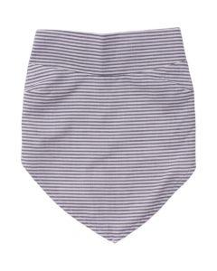 WOVEN stripe headscarf