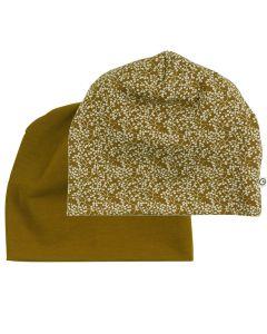 PETIT FLEUR beanie / hat 2-pack -BABY
