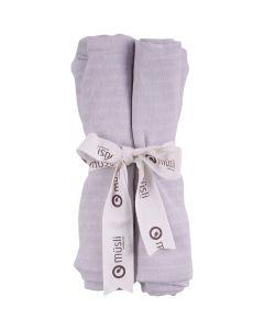 2-pak cloth diaper in organic cotton