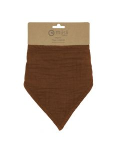 MUSLIN bib in organic cotton