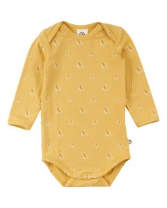 SUNBED body with long sleeves and print