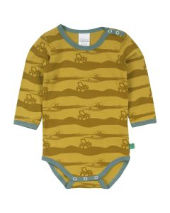 FARMIING body with tractor print