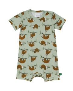 SLOTH beachbody with all over print