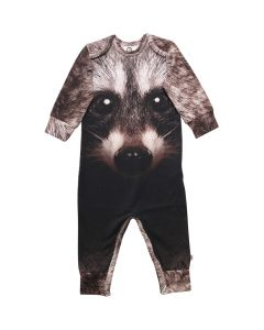 Spicy Raccoon body suit