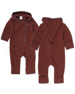 WOOLLY suit in merino wool