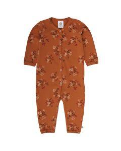 FLORA bodysuit with floral print