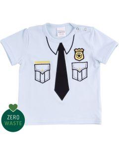 Policeman T-shirt - baby